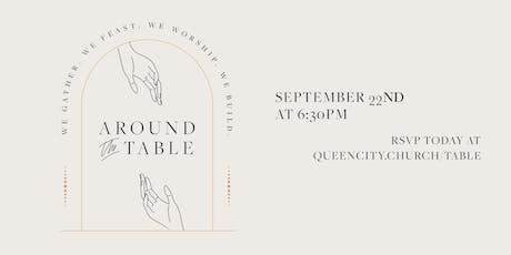 Around the Table - September Gathering 2019 tickets
