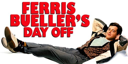 Meridian presents: FERRIS BUELLER'S DAY OFF (1986) - FREE SCREENING!