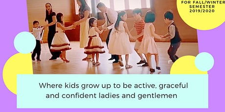 TGDancesport Kinder Program age 4-7 tickets