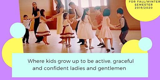 TGDancesport Kinder Program age 4-7