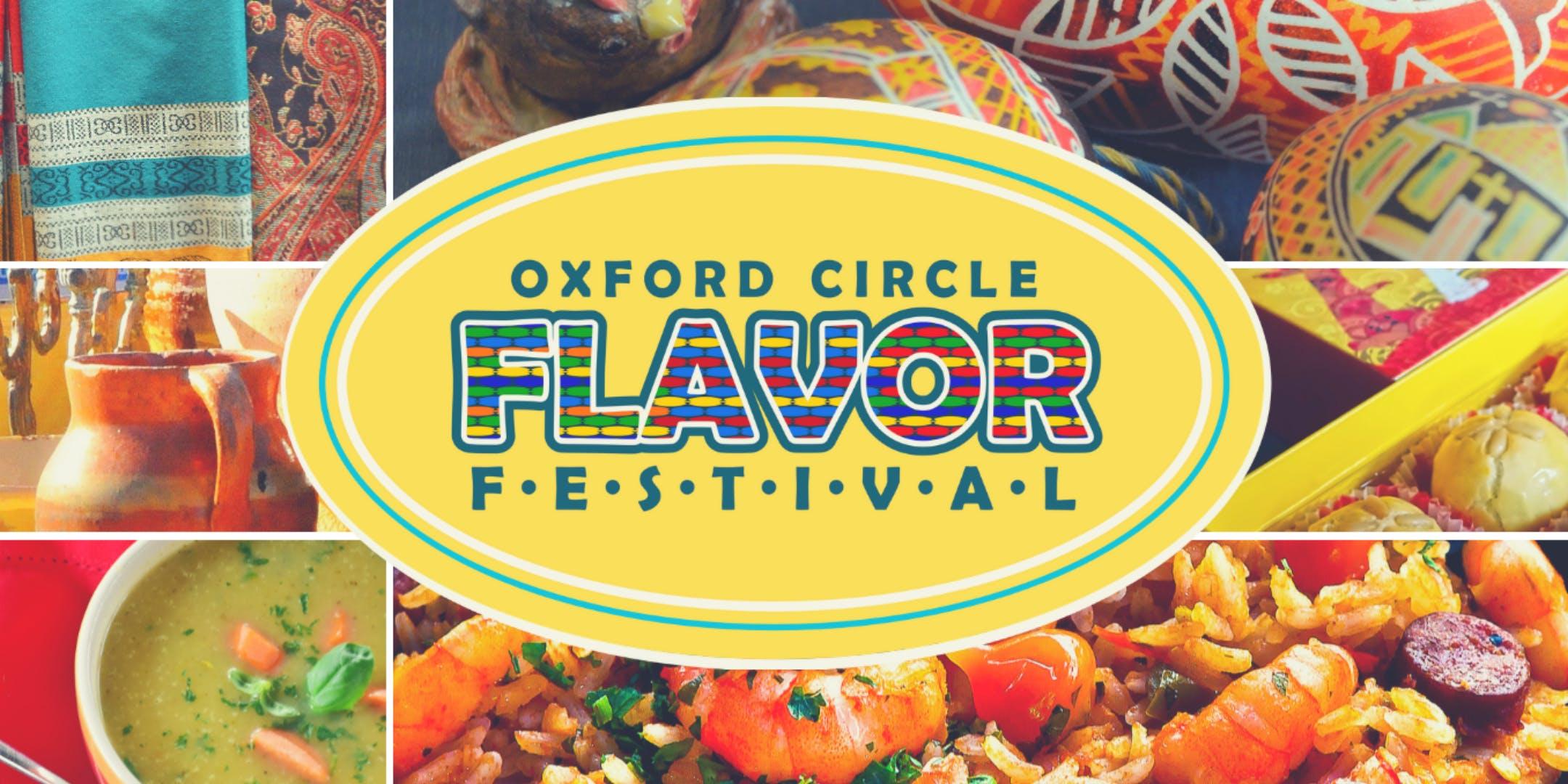 The Oxford Circle Flavor Festival