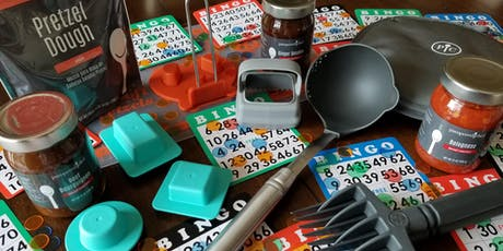 Pampered Chef New Fall Product Bingo tickets