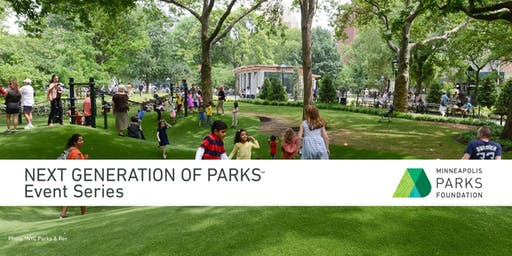 Next Generation of Parks - NYC Parks Commissioner Mitchell J. Silver