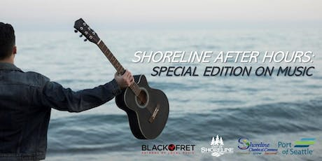 Shoreline After Hours: Special Edition on Music tickets
