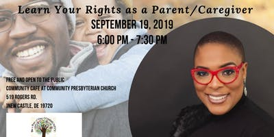 PARENTS - Know Your Rights!