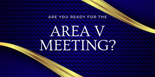 Area Five Meeting Workshop