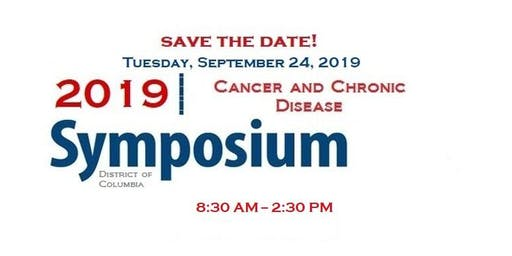 Cancer and Chronic Disease Symposium