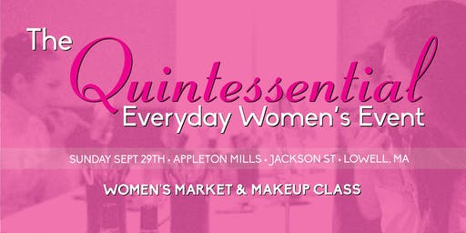 The Quintessential Everyday Women's Event