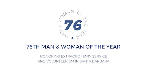 76th Man & Woman of the Year (Post-Event Payment)