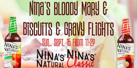 Nina's Bloody Mary & Biscuits & Gravy Flights tickets