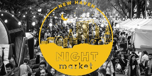 New Haven Night Market - October 4