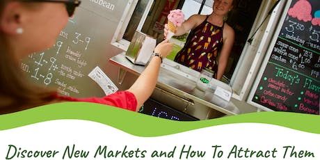Tourism Workshop - Discover New Markets & How to Attract Them tickets