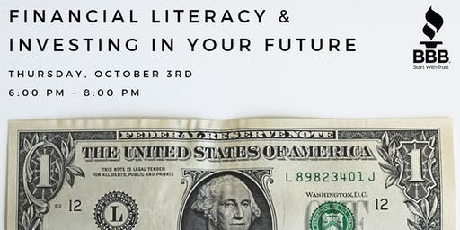 Financial Literacy & Investing in Your Future