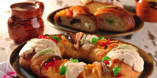 King's Bread Class (Rosca de Reyes)