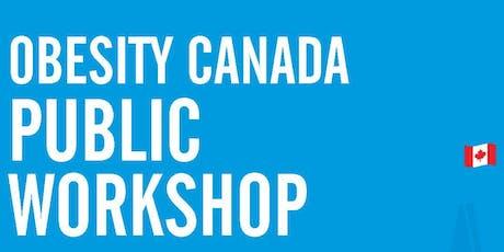 Obesity Canada Public Workshop - Toronto tickets
