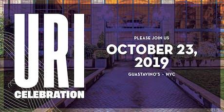 URI Celebration Gala - October 23, 2019 tickets