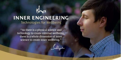 Yoga & Meditation - Inner Engineering Total program at Unity Village