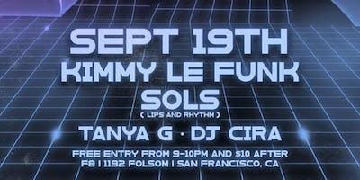Booty Patrol w/ Kimmy Le Funk & Sols