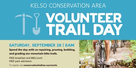Kelso - Volunteer Trail Day tickets
