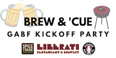 Brew & 'Cue GABF Kickoff Party tickets