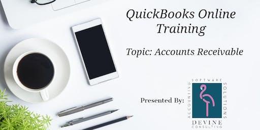 QuickBooks Online Training - Accounts Receivable
