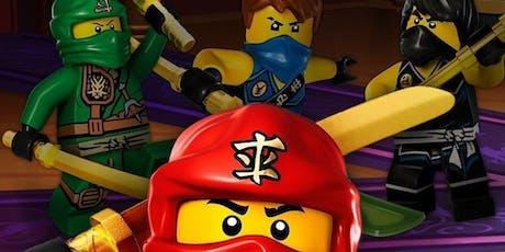 CVASA Friendship Lego Club: Ninjago Theme tickets