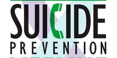 Suicide Prevention for Parents tickets