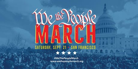 We The People March in San Francisco tickets