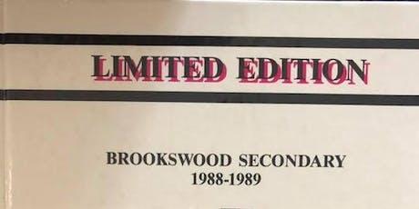Brookswood Secondary Grad 89 - 30 Year Reunion tickets