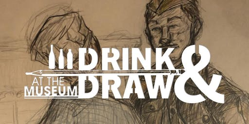 DRINK-N-DRAW AT THE MUSEUM-DEC.12