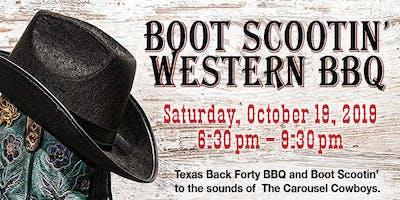 Boot Scootin Western BBQ