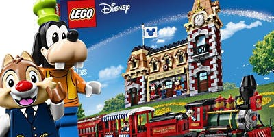 CVASA Friendship Lego Club: Disney Theme