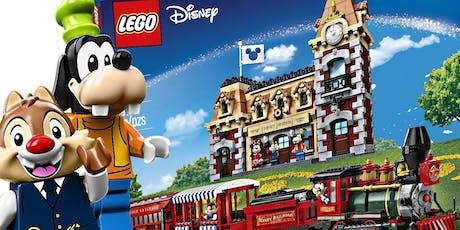 CVASA Friendship Lego Club: Disney Theme tickets