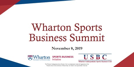The Wharton Sports Business Summit tickets