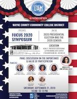 The Urban Alliance of Michigan: FOCUS 2020 Symposium