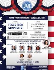 The Urban Alliance of Michigan: FOCUS 2020 Symposium tickets