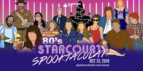 80s Starcourt Halloween Spooktacular tickets