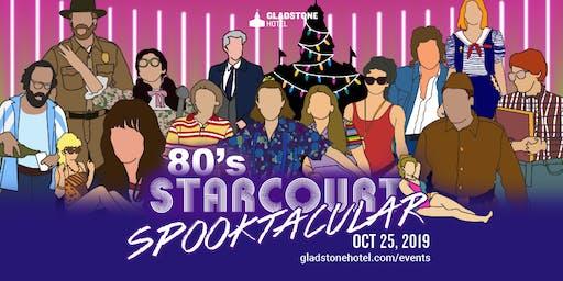 80s Starcourt Halloween Spooktacular