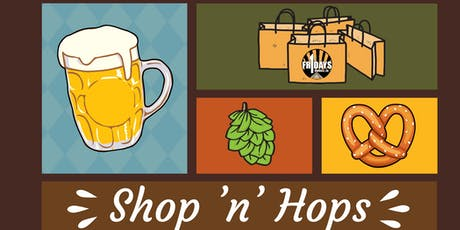 Shops and Hops tickets