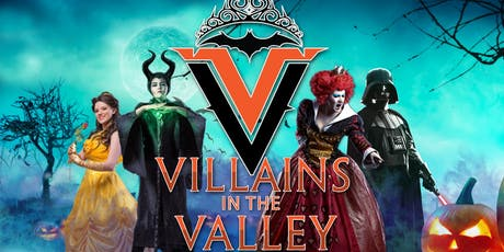 Villains in the Valley- Character Trick or Treat tickets