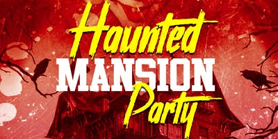 Haunted Mansion Party