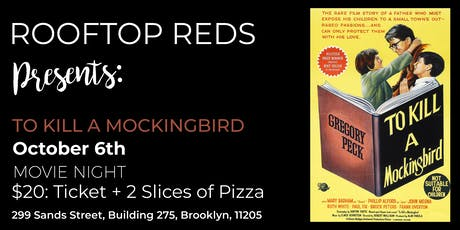Rooftop Reds Presents: To Kill a Mockingbird tickets