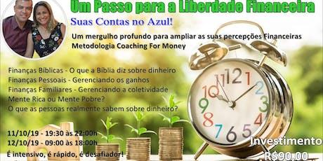 Outubro For Money - Um Passo para a Liberdade Financeira ingressos