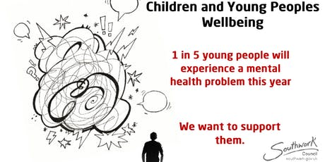 Children and Young People's Wellbeing Workshop tickets
