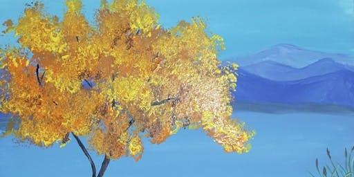 September Faith and Paint