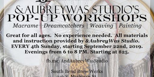 September Workshop at SBBW- Dreamcatchers