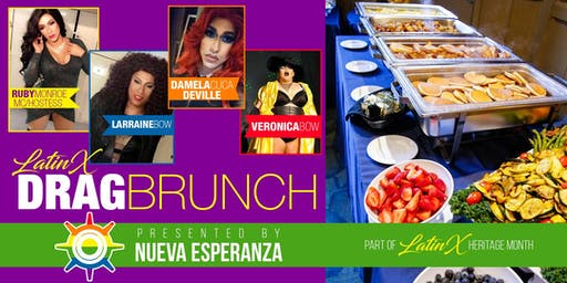 Latinx Drag Brunch