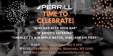 Perrill Open House tickets