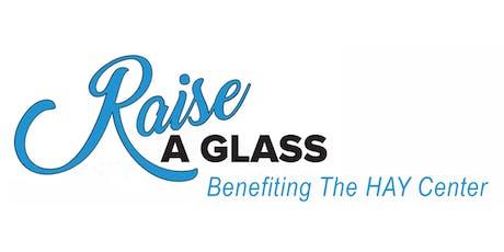 Raise A Glass tickets