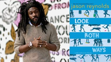 Jason Reynolds at Holy Trinity!